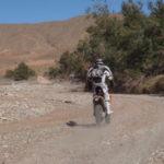 Raid et randonnée moto enduro au Maroc