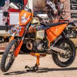 KTM 450 EXC,  SudRando